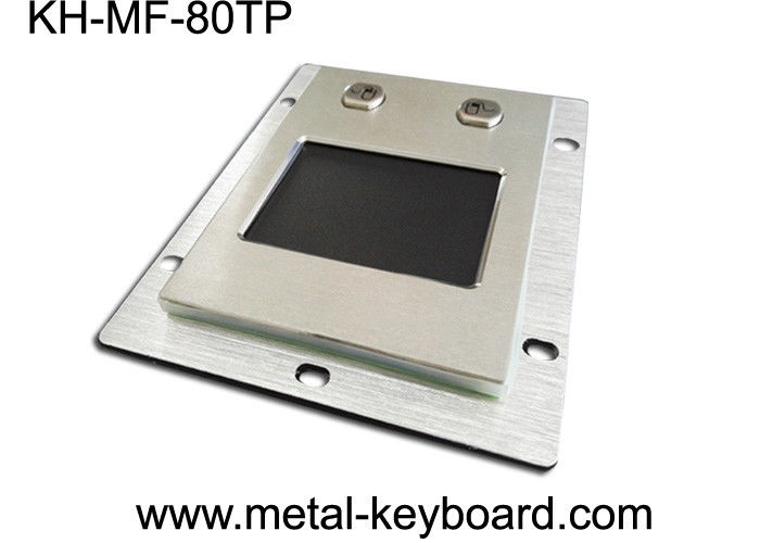 Stainless Steel Industrial Touchpad ,  Water-proof Computer Touch Mouse